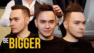 видео Мужские укладки волос + фото