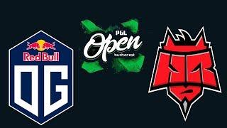 OG vs HR - PGL Open Bucharest - Dota 2 Live Streams