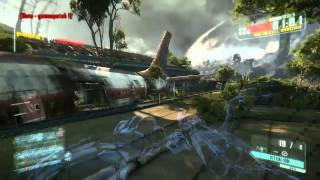 Crysis 3 - Airport Assassin Multiplayer Beta Gameplay (PC)