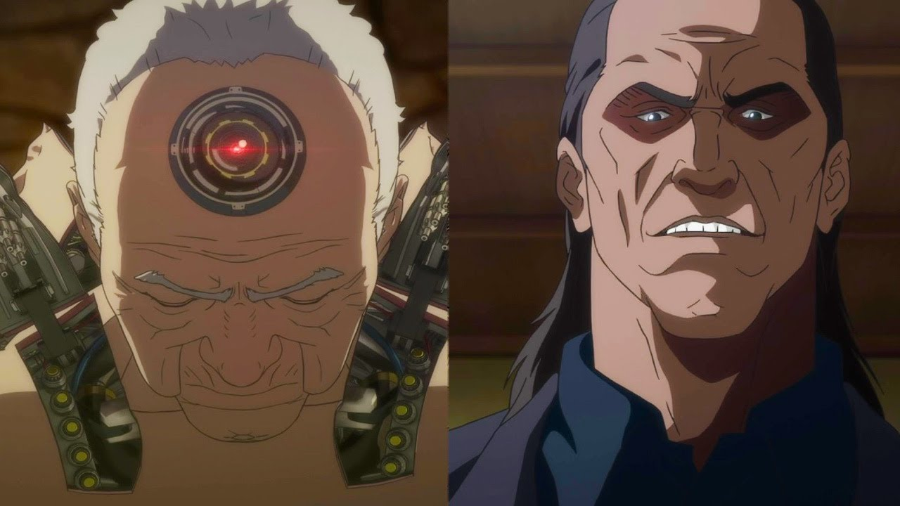 Inuyashiki Episode 4 Anime Review