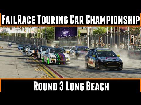 FailRace Touring Car Championship Round 3 Long Beach