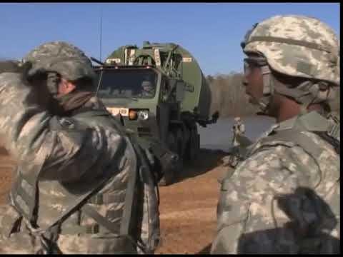 U.S. Army Engineer Bridge Builders