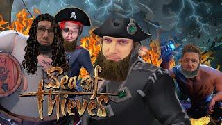 PIRĀTI AR PROBLĒMĀM!  - Sea of Thieves #5