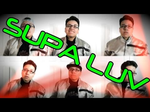 Teen Top (틴탑) - Supa Luv (English Cover)