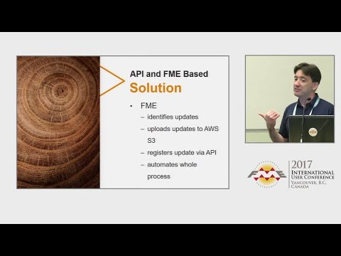 When One API Just Isn't Enough, Using FME as an API Integration Platform - FME UC 2017