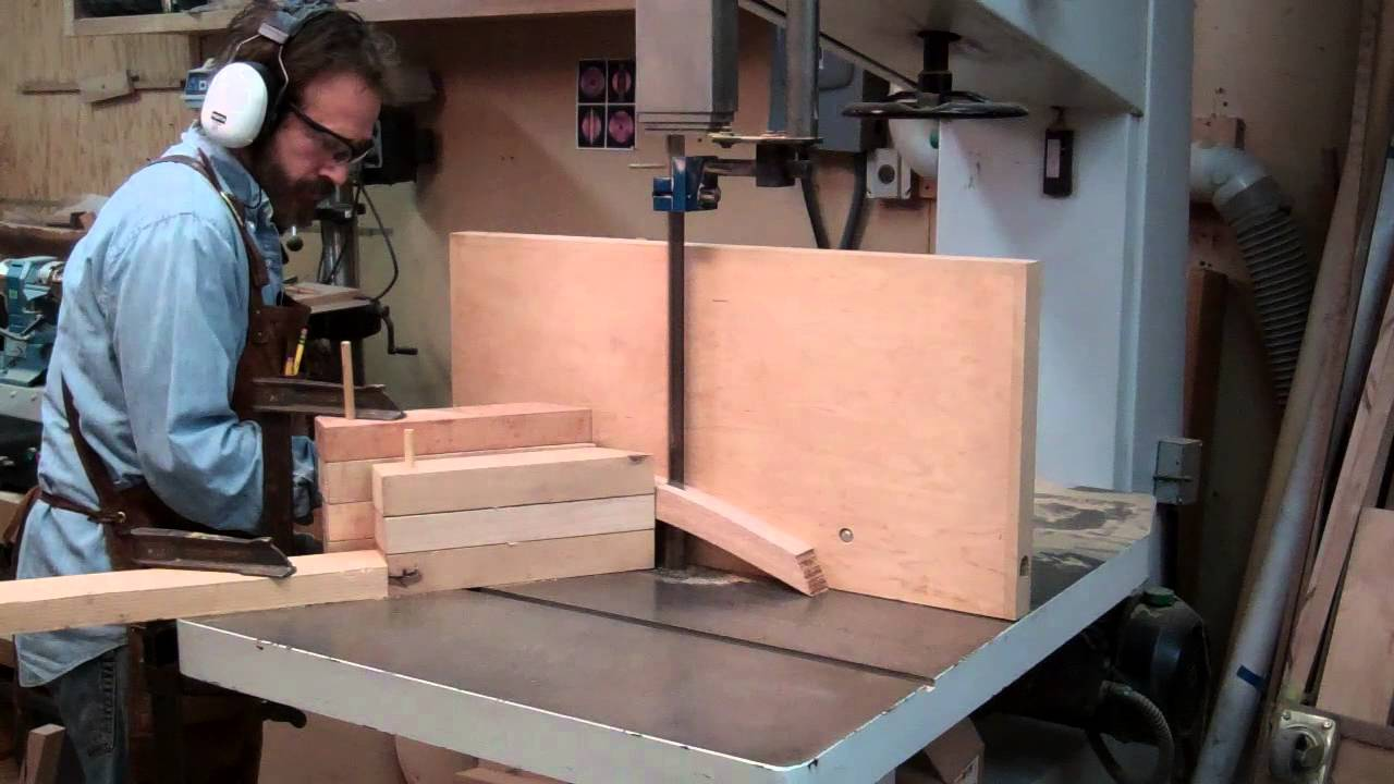 David J Marks Woodworking School Youtube