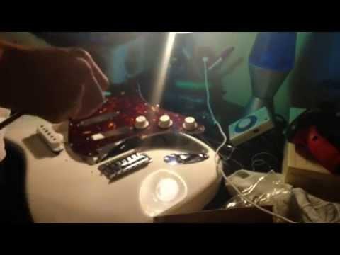 Aria Guitar Transformation