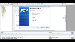 Curso completo MQL4 Cap. 3 Propiedades 2a parte y Tipos de Variables