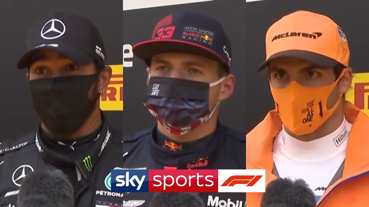 """I couldn't see a thing!"" 