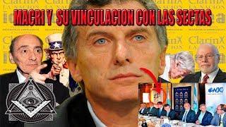 Macri y su vinculación con las sectas