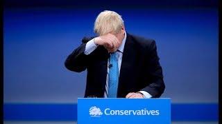 BREXIT-SHOW: Boris Johnson überrascht mit Dschungelcamp-Vergleich