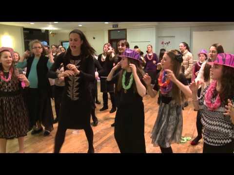 Racheli Mitteldorf Bat Mitzvah Party