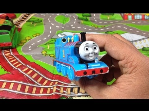 Thomas And Friends Trains Percy Thomas At The Cool Basket