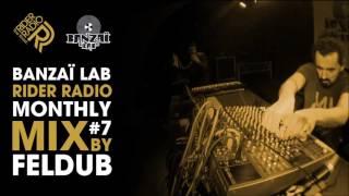 FELDUB - 1h Mix (100% original production) for Rider Radio / #Dub