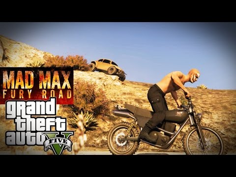 Mad Max Fury Road - Grand Theft Auto V