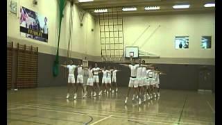 Sea Cadet Skip Jump Training Video - Mikka