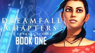 Dreamfall Chapters: Book One Game Movie [Reborn] All Cutscenes 1080p HD