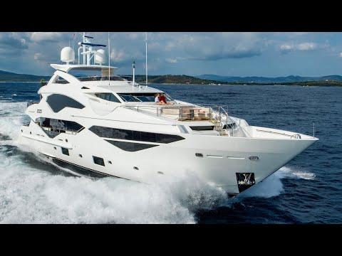 £17M Superyacht Tour : Sunseeker 131 Yacht