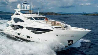 £17M Superyacht Tour : Sunseeker 131 Yacht