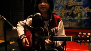 Bubbly- Colby Callait (cover ) by Charlene Yap ( St Jude High School )