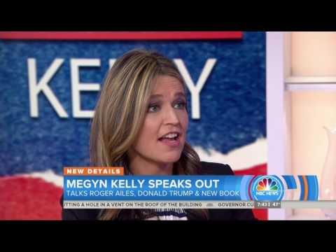 Megyn Kelly Interview NBC Today 11/16/2016