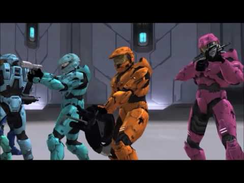 Red vs Blue You're Gonna Go Far Kid