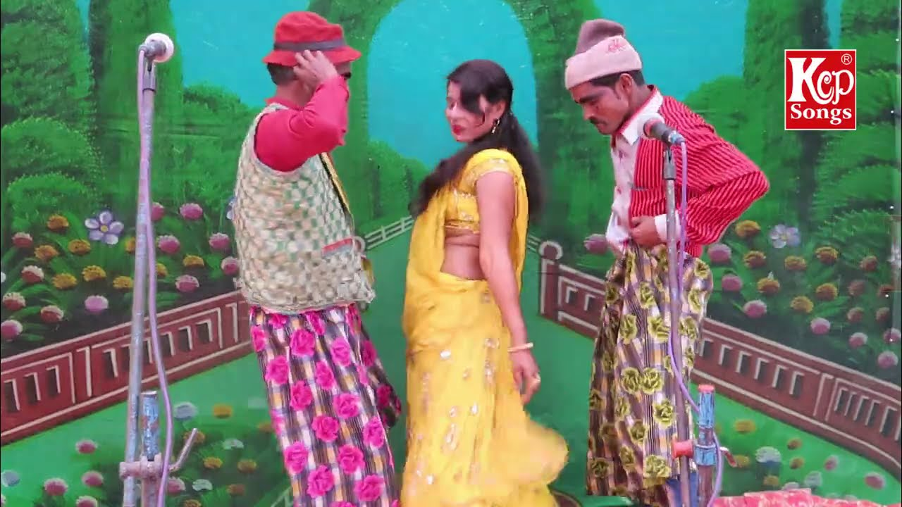 Yaad Uski Dila Gaya (Cover Song) || Stage Program || Ghulam Warish & Madhu || Kcp songs