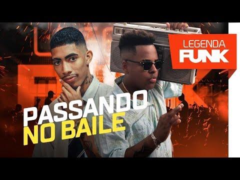 MC Theuzyn e MC Kitinho - Tava passando no baile de pt na mão (DJ Biel Rox)