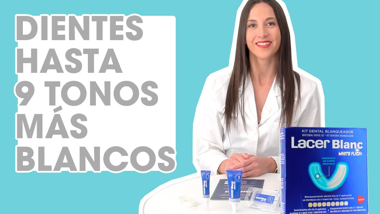 Blanc opiniones lacer kit blanqueador