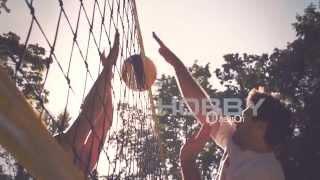 Хобби: Волейбол