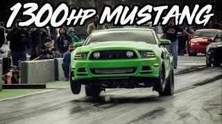 1300HP Turbo Mustang Street Car - No LS Swaps Here!
