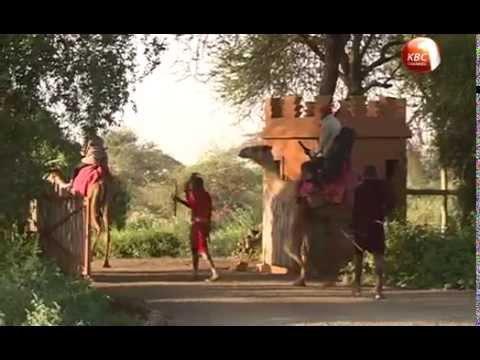 #MAGICALSCENES: Sundowner experience in Kajiado County