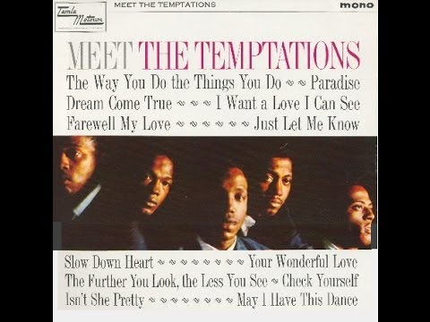 the temptations slow down heart