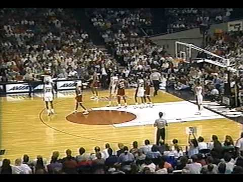 1994 Playoffs Houston@Portland Game 4 HIGHLIGHTS