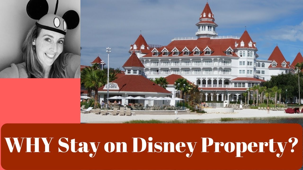 Why Stay At A Walt Disney World Resort Hotel? 10 Benefits