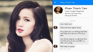 Lộ tin nhắn Tâm Tít cãi nhau thô lỗ với fans vì công kích Bảo Thy - Tin Tức Sao Việt
