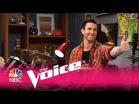 Видео, The Voice 2017 - Happy Birthday Adam Levine Digital Exclusive