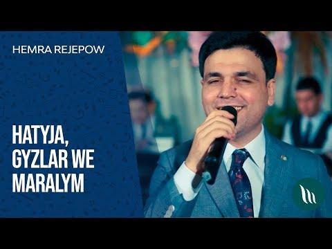 Hemra Rejepow - Hatyja, Gyzlar we Maral | 2020