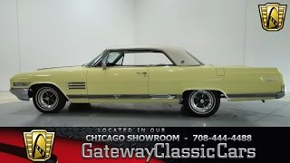 1964 Buick Wildcat Gateway Classic Cars Chicago #725