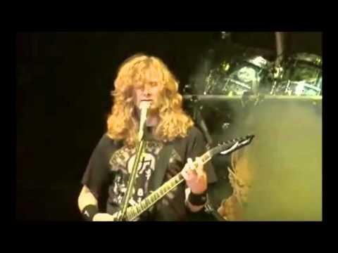 Megadeth new album Dystopia tracklist + artwork + Fatal Illusion single