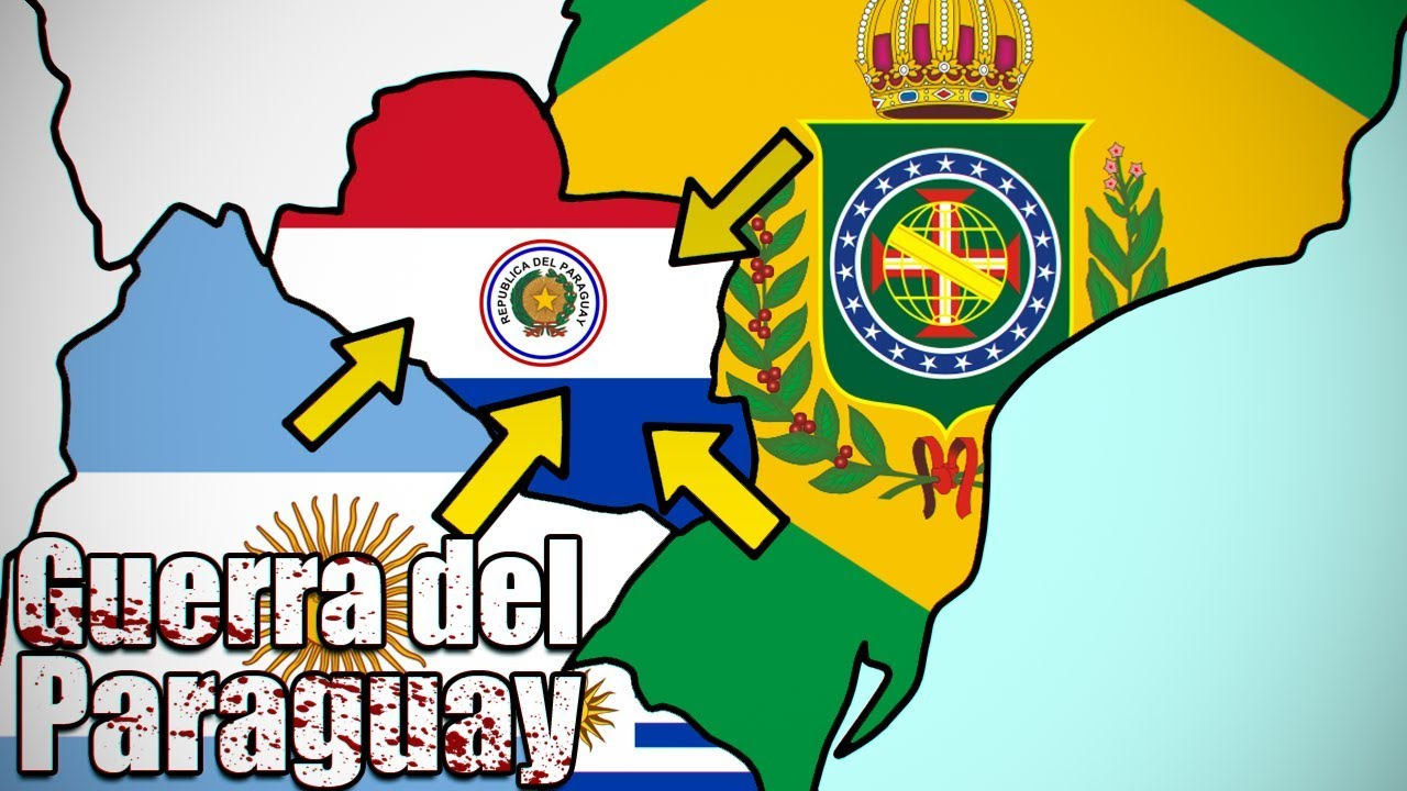 Las Guerras mas sangrientas de la Historia Latinoamericana.