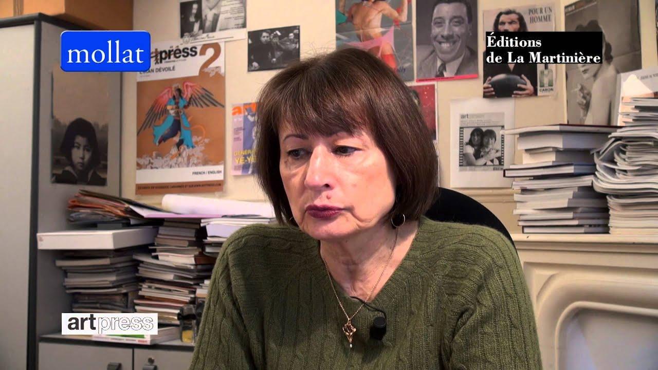 Catherine Millet - Art press, lalbum - YouTube