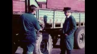 Tag für Tag - Milchviehanlage LPG Karl Marx Broderstorf   - DEFA Dokumentarfilm