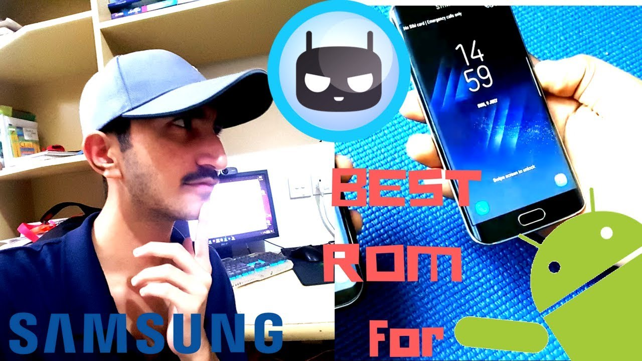BEST ROMS FOR S6/S6 EDGE IN 2017  ( Must Install roms )  S8ported/Carhd/cynogenmod +more