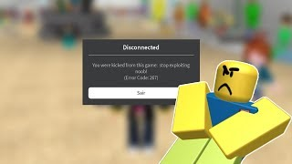 ROBLOX EXPLOITING #35 - DESTROYING GAMES WITH SS