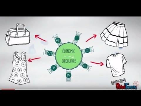 Mode écologique: l'économie circulaire appliquée à la mode - tome 2