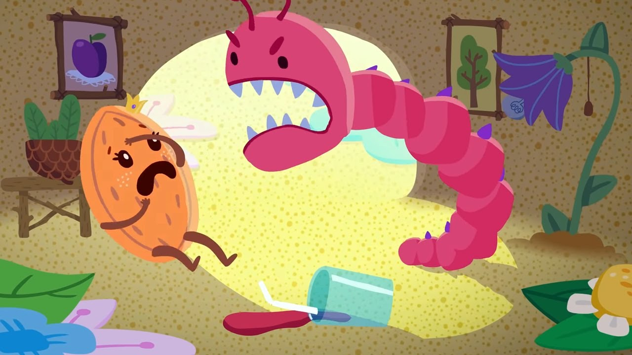 Тима и Тома 🍒 Сливы 🍑 Приключения Комедия Мультфильм для детей