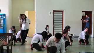 RMIT Vietnam Dance Club Sgs - Career Week  2013 Performance