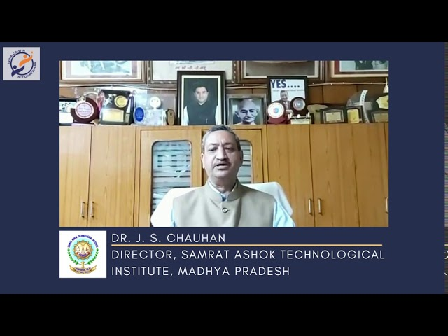 Y4AB: Messages from Esteemed Institutional Partners - Dr. J. S. Chauhan, Director, SATI