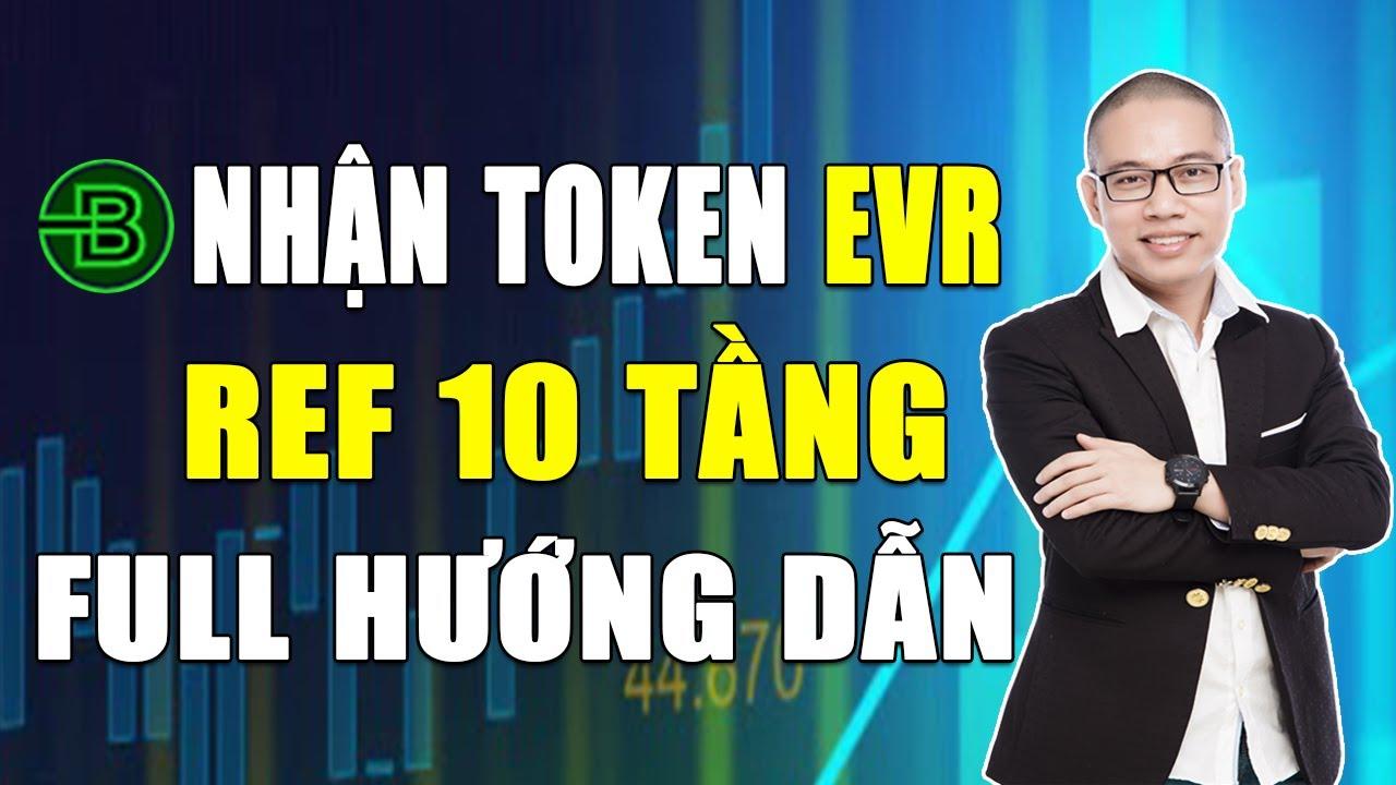 Nhận Token EVR Miễn Phí – Khởi Nghiệp Kiếm tiền Online không cần đầu tư Vốn